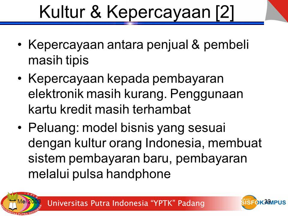 Kultur & Kepercayaan [2]